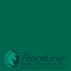 frontline green color swatch