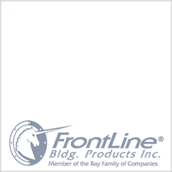 frontline white color swatch